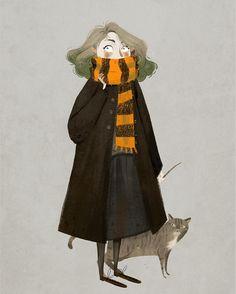 Hogwarts #witchsona! ✨