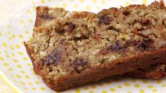 Banana bread is a classic breakfast favorite, but delicious as it is, it can leave you feeling sluggish with a sugar hangover for the remainder of