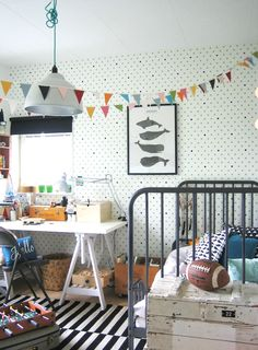 In Sweden, a Family's First Home | Design*Sponge