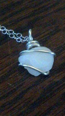 LoveinDIY 10pcs Handmade Angel Fairy Charms Pendants Acrylic Heart Beads Wings