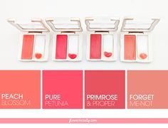 WIN SOME, ROUGE SOME creme blush gives you a perfect glow. Which color is your favorite? We can't decide. #FLOWERBeauty   Found at Walmart for $9.98!