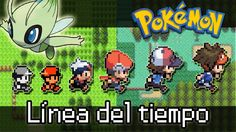 La Línea del tiempo Pokémon
