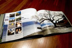 MyPublisher Deluxe Photo Book Leather by photobookgirl, via Flickr