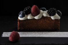 CHÂTEAU BELLEVUE - Red Fruits Cake #frenchy #cooking #dessert #sweet #sugar