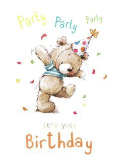Lizzie Walkley - Bear_dance_card