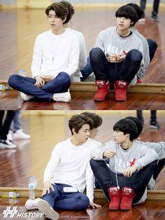 History dokyun & yijeong