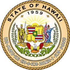 Hawaii state seal - click to see all state seals