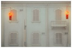 Luigi Ghirri – was an Italian photographer who, beginning in the produced pioneering color photographs of landscape and architecture within the context of conceptual art. Images @ the Estate of Luigi Ghirri.