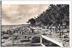 La plage du  Mauret