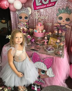Trendy Ideas For Party Fiesta Cake Pop 7th Birthday Party Ideas, Girl Birthday Themes, Girl Themes, Baby Girl Birthday, Birthday Party Decorations, Surprise Birthday, Surprise Cake, Cake Birthday, Doll Party
