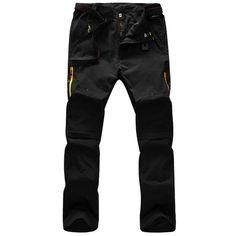Hiking Quick Dry Pants Summer Ultra-thin