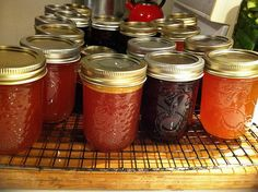 Preserving Plum, Peach and Nectarine Juice (Concentrate or Cordial) - WellPreserved.ca