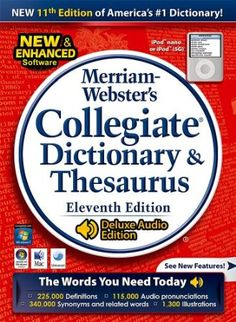 Merriam websters advanced learners english dictionary for mac price 1499 fandeluxe Choice Image