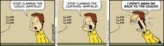 Garfield Comic Strip for Oct/23/2014 on GoComics.com