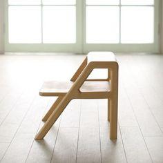 Step Chair by Oji & Design