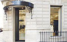 ディオール オムの旗艦店がメゾンの聖地にオープン