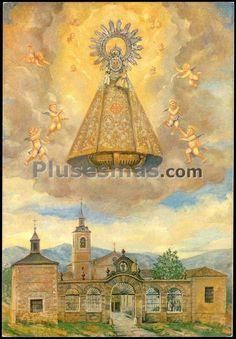 Nuestra Señora de Valverde de Fuencarral / 25 de Abril / Año: 1242 / Lugar: Fuencarral, Madrid, España / Aparición de la Virgen a unos pastores.