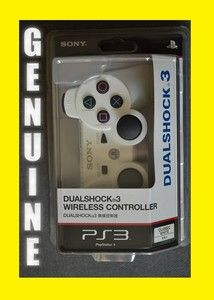 Ps3 Sony Dual Shock 3 Wireless Controller.