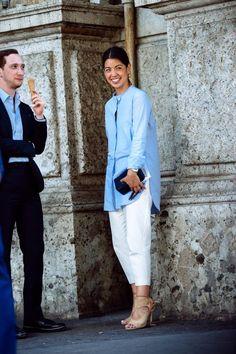 glor-ies:  IG @tenillecrowe  www.fashionclue.net | Fashion...