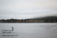 Mist and Kemijoki river in the city of Rovaniemi, Finnish Lapland. Photo by Lappikuva. #filmlapland #finlandlapland #arcticshooting