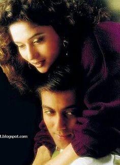 Madhuri Dixit & Salman Khan- Hum Aapke Hain Kaun