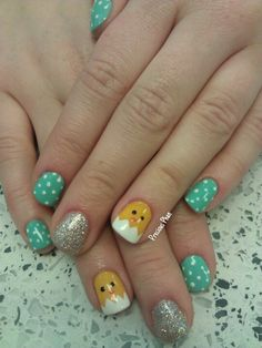 Easter nails