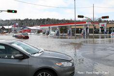 Inondation du 16 avril 2014 à Windsor | Environnement | L'Étincelle du Val…