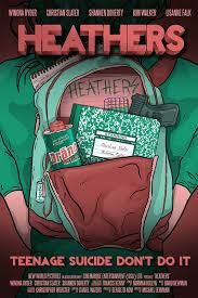 Image result for great posters heathers