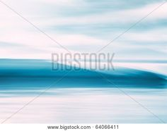 Image of Crystal Wave Abstract