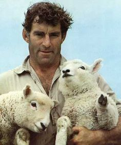 Colin Meads, All Black rugby player and farmer