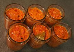 Ajda loves to cook , zakuska Pepper Relish, Jacque Pepin, Relish Recipes, Pickling Cucumbers, Vegetable Stew, Romanian Food, Roasted Red Peppers, Easy Food To Make, Diy Food