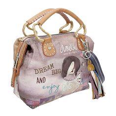 Anekke Ballerina Τσάντα χειρός ώμου μικρή Dream Big, Chanel, Tote Bag, Bags, Fashion, Handbags, Moda, Fashion Styles, Totes