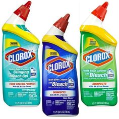 Clorox Toilet Bowl Cleaner Just $0.72 At Walmart! Palmolive Dish Soap, Best Toilet Bowl Cleaner, Free Coupons By Mail, Clorox Bleach, Couponing For Beginners, Walmart Deals, Extreme Couponing, Shopping Hacks, Cleaning Supplies