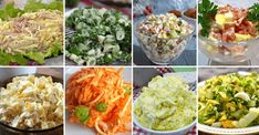 Salaty z vajec Guacamole, Baked Potato, Mashed Potatoes, Cabbage, Grains, Food And Drink, Mexican, Vegetables, Cooking