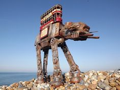 Rude Mechanicals | theplastisizer: The Brighton And Hove Walker by...