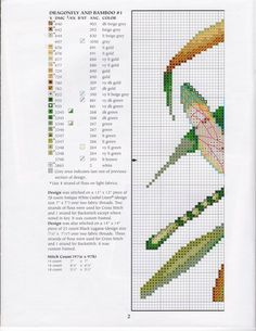Page 5 of 9 Counted Cross Stitch Patterns, Cross Stitch Charts, Cross Stitch Embroidery, Dragonfly Cross Stitch, Spinning Yarn, Cross Paintings, Cross Stitching, Needlepoint, Needlework