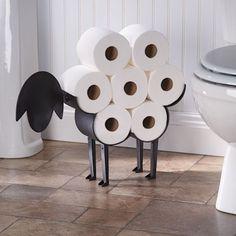 16 really cool ways to make toilet paper in the bathroom .- 16 wirklich coole Möglichkeiten, um Toilettenpapier im Badezimmer zu lagern – Dekoration De 16 really cool ways to store toilet paper in the bathroom kitchens # - Paper Roll Holders, Toilet Paper Roll Holder, Toilet Paper Storage, Unique Toilet Paper Holder, Bathroom Toilet Paper Holders, Diy Casa, Bathroom Toilets, Bathroom Closet, Bathroom Storage