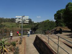 Howick Falls lookout