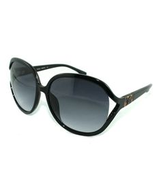 This Black Vanessa Sunglasses by Michael Kors is perfect! #zulilyfinds
