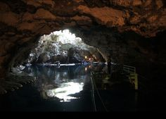 Caverna de los Tres ojos - Republica Dominicana