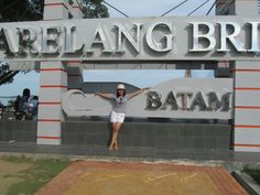 Roamed around #Barelang, Indonesia