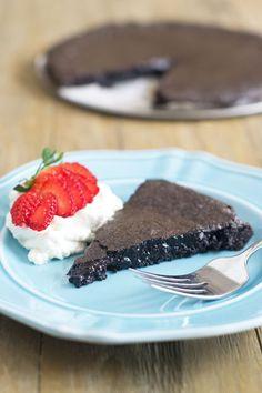 Swedish Chocolate Cake from @thecookful
