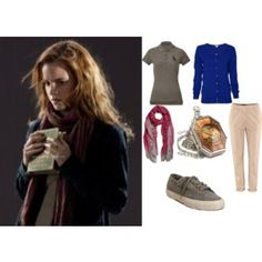 Hermione Granger Deathly Hallows (Outfit 2)