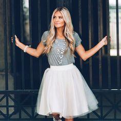 Tulle skirt by Bliss Tulle