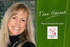 Venus Awards founder Tara Howard - Talented Ladies Club