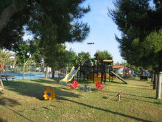 Il parco giochi  #numanablu #numanablucampingvillage