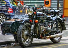 BMW sidecar by beurt, via Flickr
