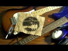 Learn ten easy bass guitar rock riffs (with tab) - http://music.airgin.org/rock-music-videos/learn-ten-easy-bass-guitar-rock-riffs-with-tab/