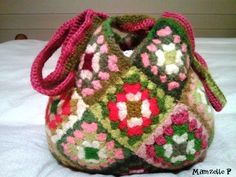 Gives a new meaning to granny bag : )