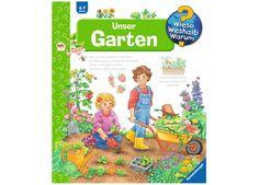 Wieso Weshalb Warum: Unser Garten, Buch, ab 4 Jahre von Ravensburger Verlag bei Spielundlern online bestellen